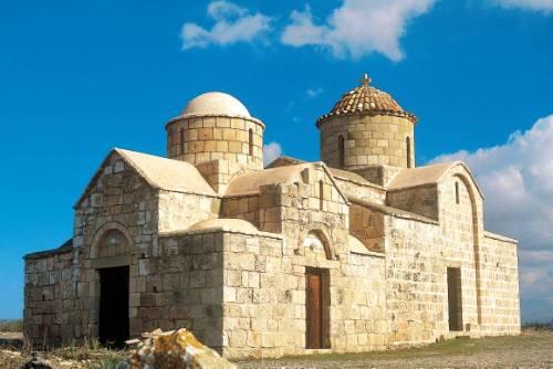 Agios Georgios Church near Sotira village