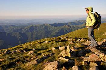 Trekking in Bulgaria
