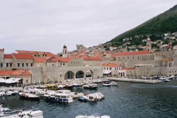 The old harbour of Dubrovnik to explore on our Croatia trips&#160;-&#160;<i>Photo:&#160;Natalie Tambolash</i>