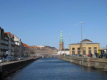 The impressive waterways of Copenhagen&#160;-&#160;<i>Photo:&#160;Kate Baker</i>