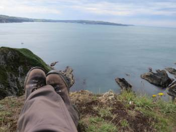 A nice place to rest my feet&#160;-&#160;<i>Photo:&#160;Melanie Moss</i>