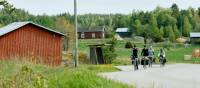 Cycling the backroads near the coast in Finland | Justus Hirvi