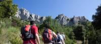 Trekking towards the Cathar Castles