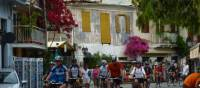 Cycling in Corfu