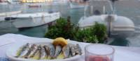 Dine on fresh local seafood by the sea in Crete   Jaclyn Lofts