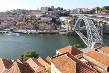 Porto harbour in Portugal&#160;-&#160;<i>Photo:&#160;Jaclyn Lofts</i>