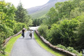 Cycling on the Inner Hebrides in Scotland&#160;-&#160;<i>Photo:&#160;Scott Kirchner</i>