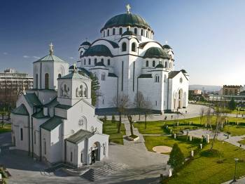 One of the largest Orthodox temples in the world, St. Sava's Temple&#160;-&#160;<i>Photo:&#160;D.Bosnic</i>