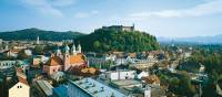 Overlooking Ljubljana | Branko Cvetkovic