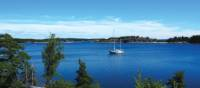 Ocean views off Nåttarö and Ålö Islands   Kathy Kostos