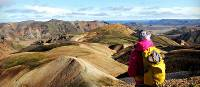 On the Laugavegur trek in amazing Iceland | Liss Myrays