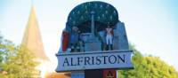 Alfriston village sign