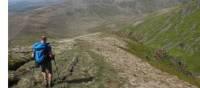 Walking on the cheviot near Scotland | John Millen