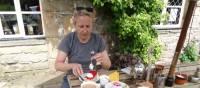 Cream tea along the Pennine Way | John Millen