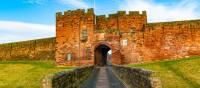 Exploring Carlisle Castle | Rab Lawrence