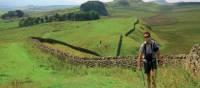 Take a walk back through history along Hadrian's Wall, England