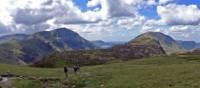 The stunning English Lake District