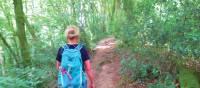 Walking on the dyke near Tintern | John Millen