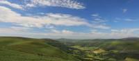 The Olchon valley from Hatterrall Ridge | John Millen