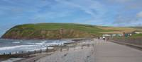 St Bees Beach at the start of the Coast to Coast | Jac Lofts