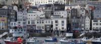 Town front at St. Peter Port, Guernsey Island | John Millen