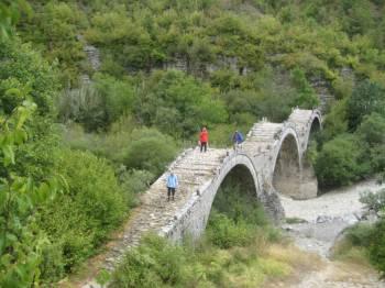 Zagoria bridge
