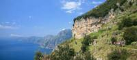 Walking towards Nocelle on the Amalfi coastline | John Millen